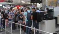 Yeşil Pasaportlular Bugün Hava Limanına Gelmedi