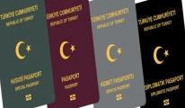 Yeşil ve gri pasaporta da denetim geliyor!