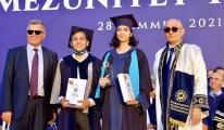 'Yıldızlılar' mezuniyeti coşkuyla kutladı