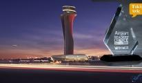 'Yılın Havalimanı' Ödülü İstanbul Havalimanı'nın...