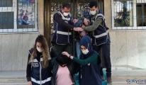 Yozgat'ta sahte altın bozduran 1'i kadın 2 kişi