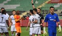 Yukatel Denizlispor - Galatasaray: 1-4
