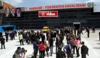 Yüksekova Havalimanı Bugün Açılıyor
