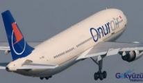 Yunan havayolu şirketi, malzemelerini Onur Air'e sattı