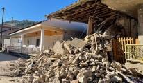 Yunanistan'da 6.3 büyüklüğünde deprem