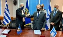 Yunanistan ile İsrail uçuş eğitim merkezi' anlaşması