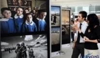 Yüzüm Umuttur sergisi TAV Galeri'de açıldı