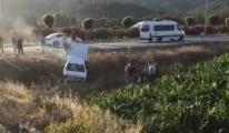 Zincirleme kazada, baba ve kızı öldü, 5 kişi de yaralandı