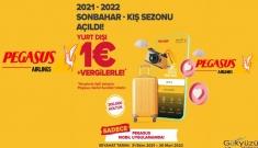 Kış Sezonu Yurt Dışı Biletleri 1€ + Vergilerle(video)