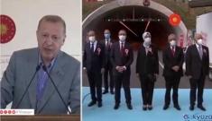 Kuzey Marmara Otoyolu 5. Kesim Açılış Töreni(video)