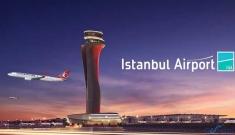 video İstanbul Havalimanı'na kısa bir mola!