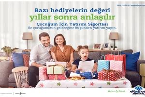 Anadolu Hayat Emeklilik - Çocuğum için Yatırım Sigortası