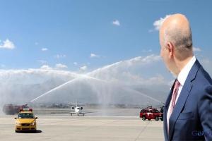 Erzurum Havalimanı'nda CAT3 pisti açıldı! video