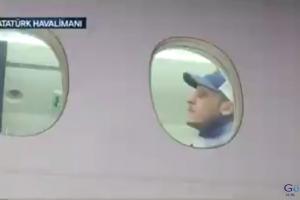 Fenerbahçe Mesut Özil'e kavuştu(video)