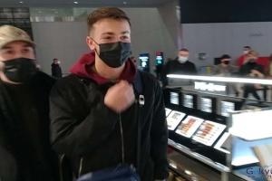 Galatasaray'ın anlaştığı Halil Dervişoğlu İstanbul'da(video)