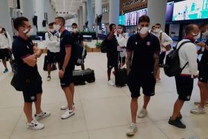 Galatasaray'ın rakibi Hajduk Split, İstanbul'a geldi(video)