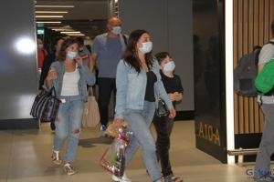 İlk Rus turistler İstanbul Havalimanı'nda video