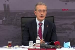 SSB Başkanı İsmail Demir müjdeleri peş peşe duyurdu(video)