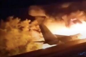 Uçak kazasında ölenlerin sayısı 25'e yükseldi(video)