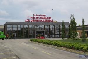 video Prof. Dr. Feriha Öz Acil Durum Hastanesi açılıyor