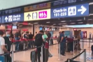 video Roma'dan ilk uçak İstanbul Havalimanı'na indi
