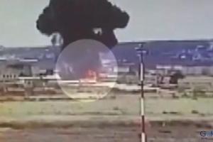 video Rusya'da askeri helikopter düştü: 4 ölü
