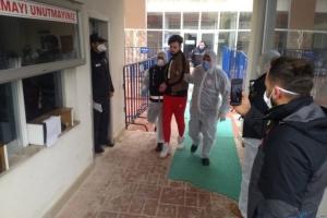 video Türkiye'ye küfür eden öğrenciler gözaltına alındı