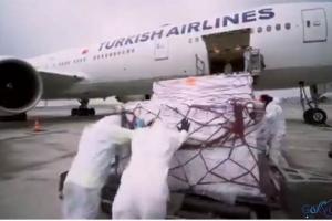 video Yahya Üstün;Bir kargo uçağı ile kaç ton yük taşırız