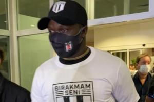 Vincent Aboubakar, Özel jet ile  İstanbul'a geldi(video)