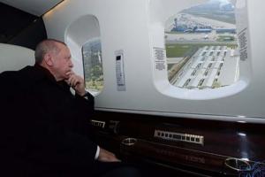 video Atatürk Havalimanı salgın hastanesi yarın açılacak