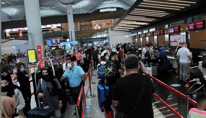 2021 yılının en yüksek yolcu sayısı: 269 bin 856