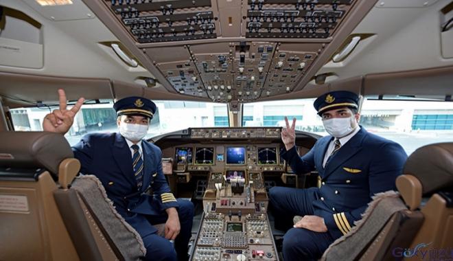 26.000 ön saftaki havacılık çalışanı iki doz aşılandı