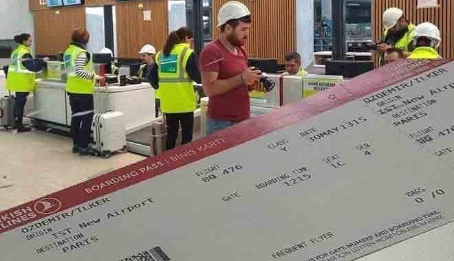3. Havalimanı'ndan Bakü uçuşları satışa sunuldu