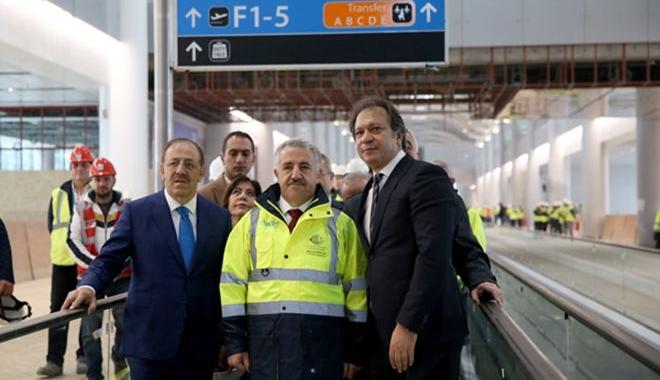 3. Havalimanına Taşınma Startı Verildi