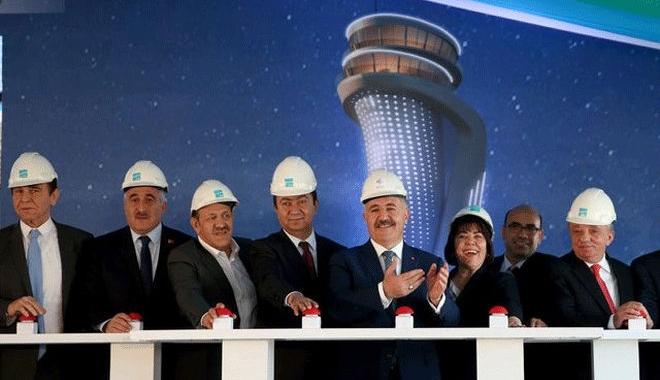 3.Havalimanı Açılmadan Ödülleri Sildi Süpürdü!
