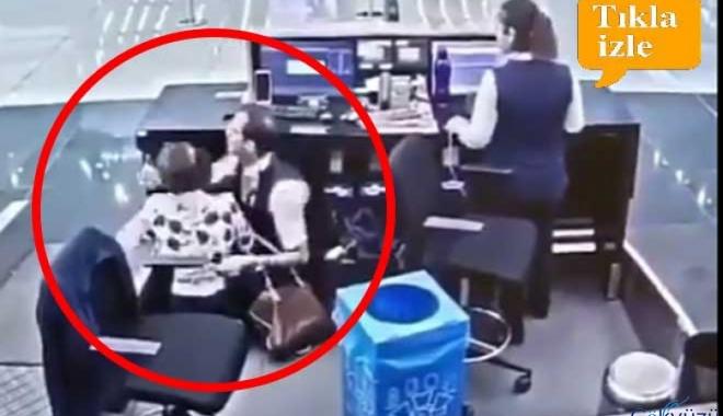 video 3.Havalimanı'nda deprem anında THY personeli!