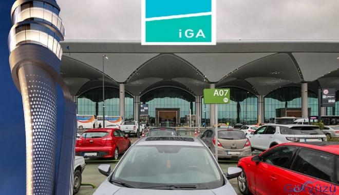3.Havalimanı otoparkı ücret tarifesi!