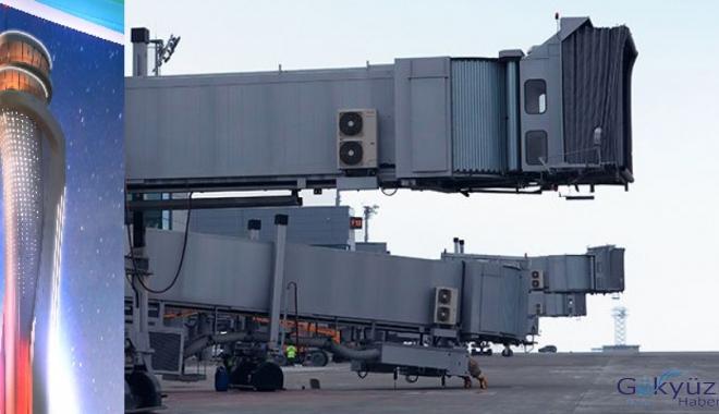3.Havalimanı'nda 20 dk kala uçuş iptal oldu!