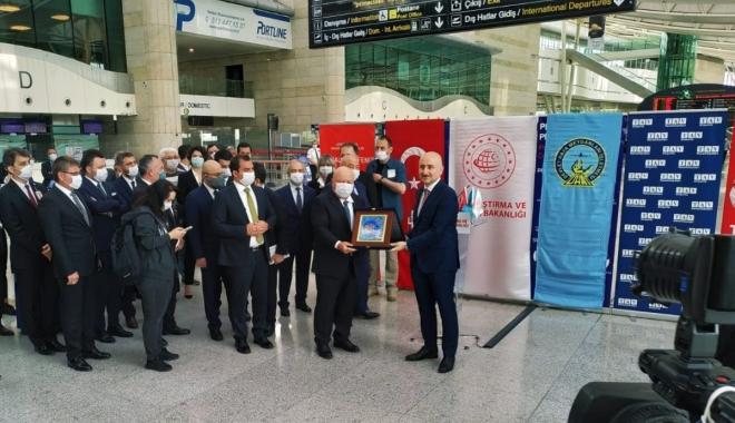 47 havalimanı daha 'uçulabilir sertifikası' aldı