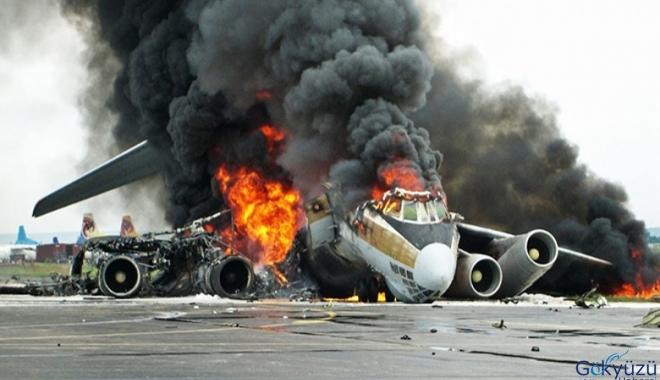 62 Yılda uçak ve helikopter kazalarında ölen isimler!