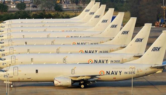 ABD'den Hindistan'a 2,42 milyar dolarlık uçak satışı