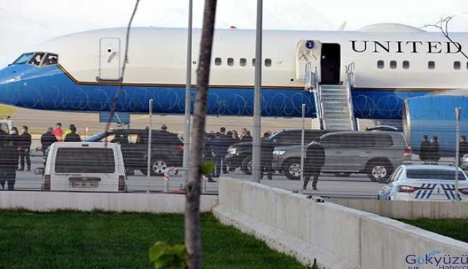 ABD Dışişleri Bakanı Mike Pompeo Türkiye'den ayrıldı