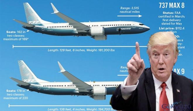 ABD'de de o uçakları yasakladı!