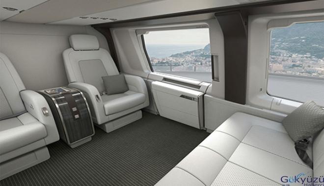 Airbus,ACH160 helikopteri için yeni sipariş aldı.