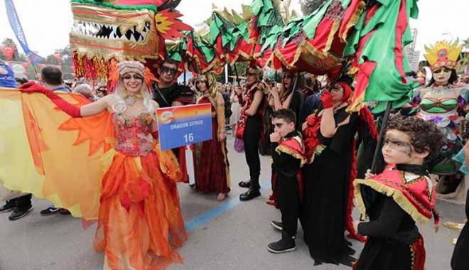 Adana'yı Portakal Çiçeği Karnavalı heyecanı sardı