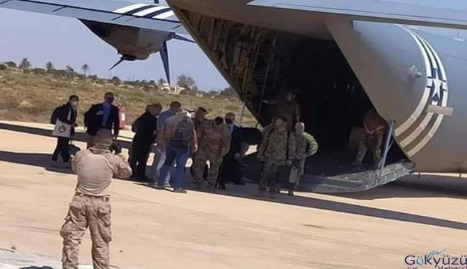 AFRİCOM'dan Libya'ya kritik ziyaret