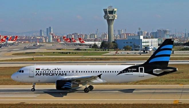 Afriqiyah Airways Atatürk Havalimanı'na uçacak!