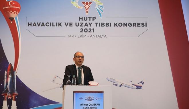 Ahmet Çalışkan: 'SunExpress olarak Türkiye turizmini destekleme vaadimizin arkasındayız'