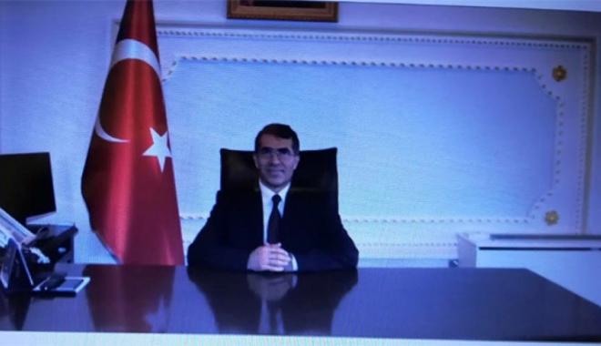Ahmet Önal, Atatürk Havalimanı Mülki İdare Amiri Oldu