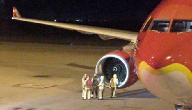 Air Asia A330 Tipi Uçağın Sağ Motoruna Kuş Girdi